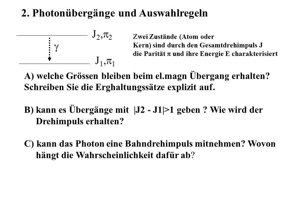 Pauliprinzip am Beispiel des Heliums Ein Elektron des He sei im 1s Zustand, das andere im 2p Zustand   wann gilt diese Einteilchennaeherung   welche Heliumniveaus gibt es fuer diese Konfiguration.
