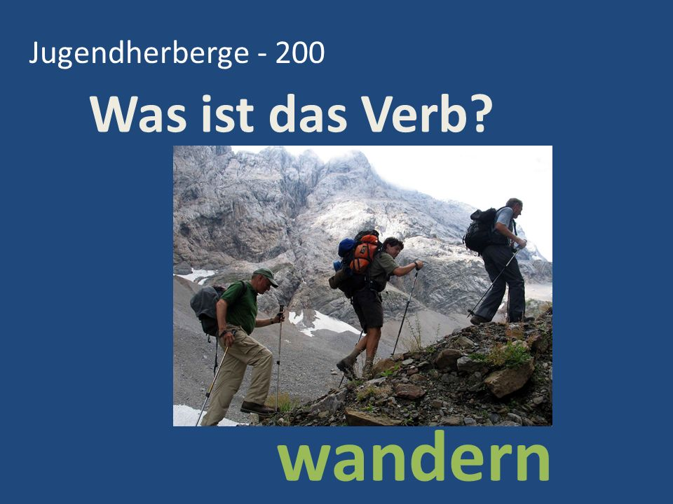 Word Order - 300 With two nouns (one dative and one accusative), which comes first.