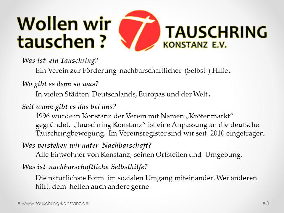 www.tauschring-konstanz.de14