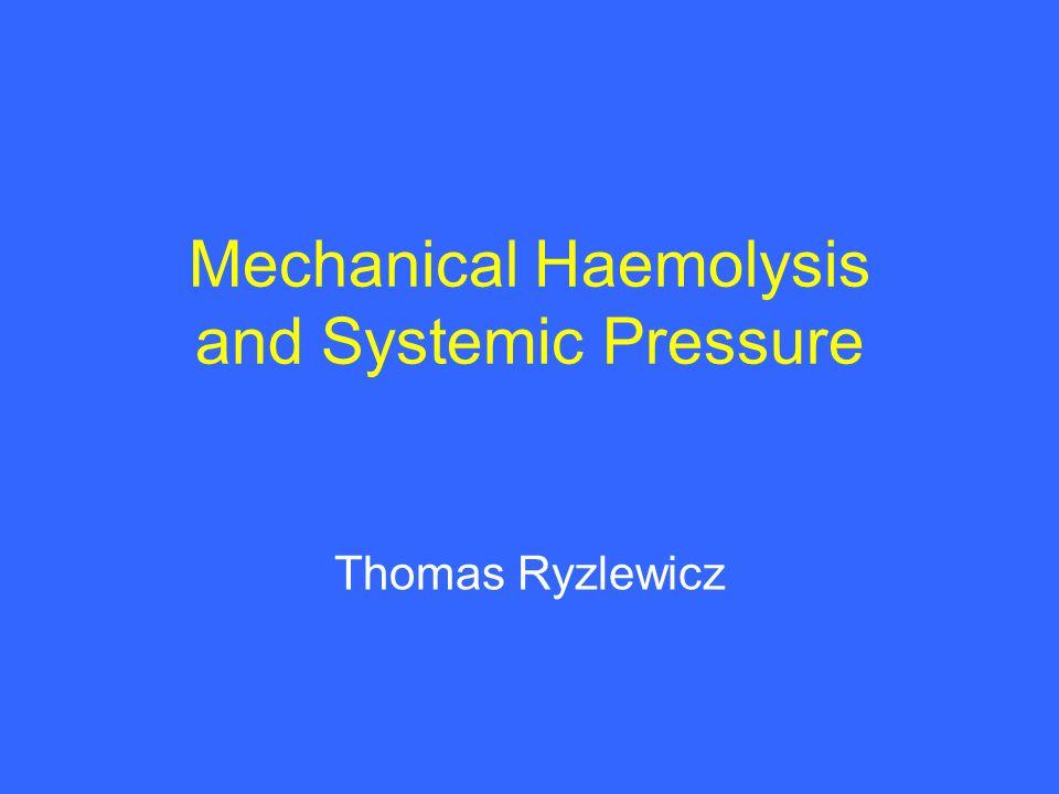 Low-flux-HDHigh-flux- HD online-HDF Pressures in the Dialyzer