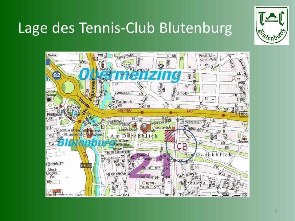 Der Verein in Zahlen Clubheim mit Gaststätte 700 Mitglieder davon 28% unter 18 Jahren 51% zw.