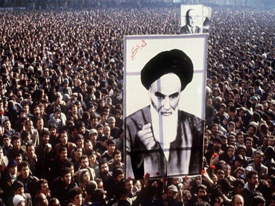 Sturz Ajatollah Chomeini  Kommunistischer Verschwörer  Urheber der SAVAK  Sympathiekundbewegung  Zünder der islamischen Revolution