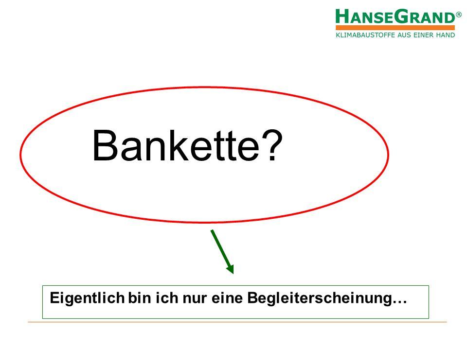 Ich bedanke mich für Ihre Aufmerksamkeit! Ihr Hans Pape Inhaber Firma HanseGrand Klimabaustoffe