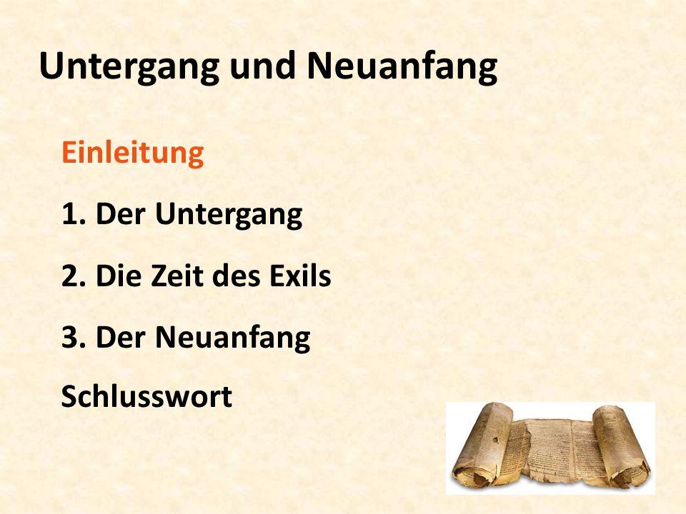 400 JAHRE OHNE OFFENBARUNGEN 400 Jahre Neues Testament Altes Testament