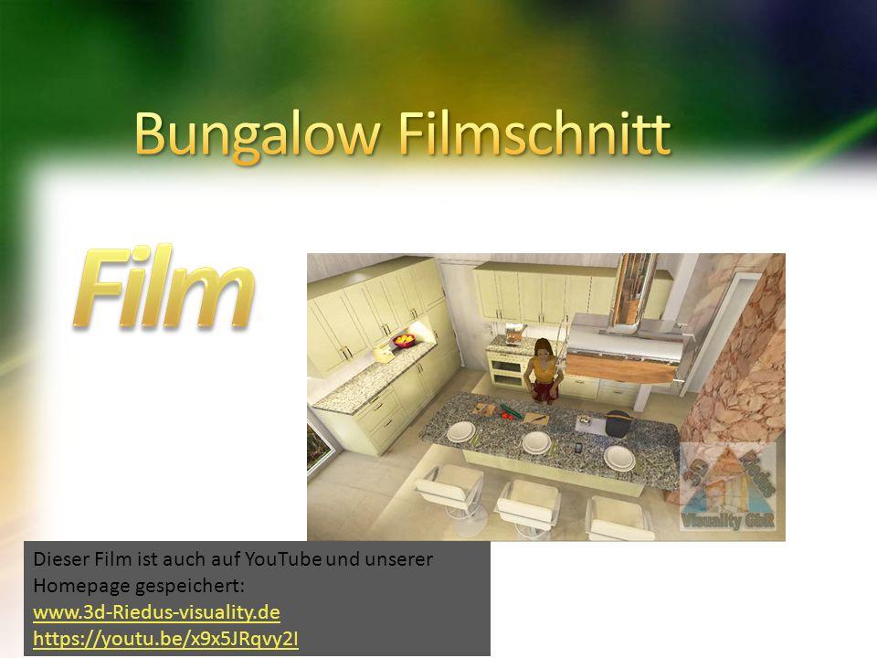 Dieser Film ist auch auf YouTube und unserer Homepage gespeichert: www.3d-Riedus-visuality.de https://youtu.be/x9x5JRqvy2I