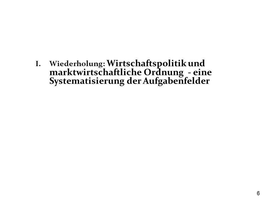 neues Anwendungsverfahren der Artikel 101 und 102 durch: Kartellverfahrensverordnung (VO 1/2003) => Systemwechsel  dezentrale Anwendung der Artikel durch die Mitgliedstaaten (vorher: Zuständigkeit bei Kommission)  Schaffung von Legalausnahmen (ermöglicht beschleunigte Verfahren) neu: Vorrang des europäischen Kartellrechts vor dem Kartellrecht der Mitgliedstaaten  Mitgliedstaaten dürfen keine Sachverhalte erlauben (verbieten), die durch europäisches Kartellrecht verboten (erlaubt) sind  nationale Abweichungen nur noch bei rein innerstaatlichen Wettbewerbsbeschränkungen möglich 147