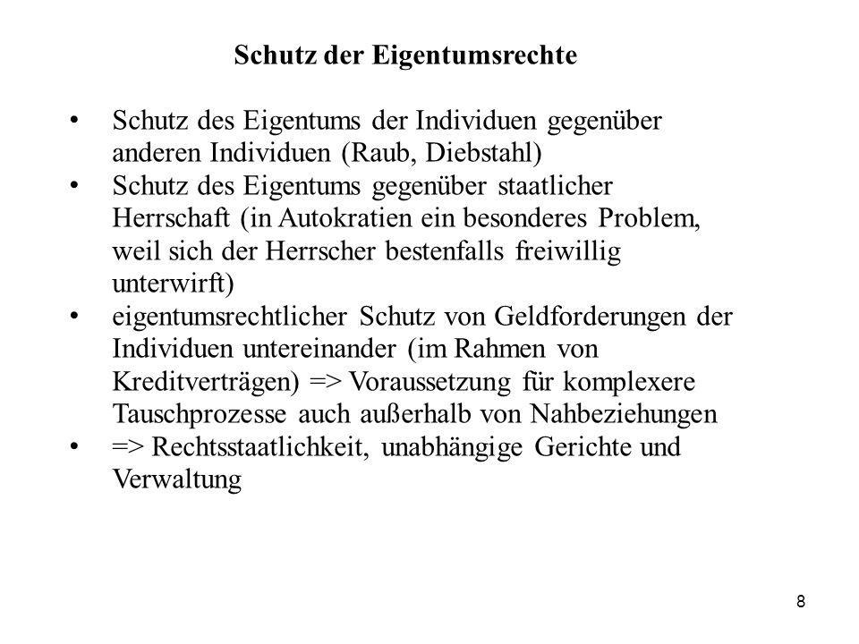 """auch Verbotsprinzip weist Nachteile auf: in Kauf genommene """"Fehler durch zu strenge oder zu laxe Handhabung (Beides möglich) => Fehler 1."""