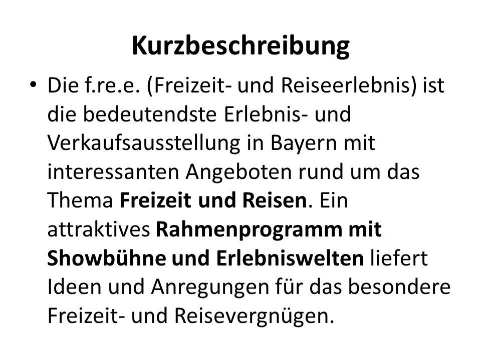 Kurzbeschreibung Die f.re.e.