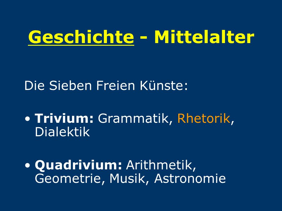 Geschichte - Neuzeit Barock: Blütezeit der Rhetorik 18.