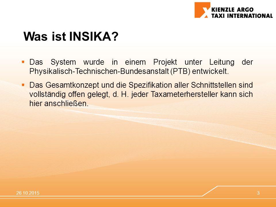 26.10.20153  Das System wurde in einem Projekt unter Leitung der Physikalisch-Technischen-Bundesanstalt (PTB) entwickelt.