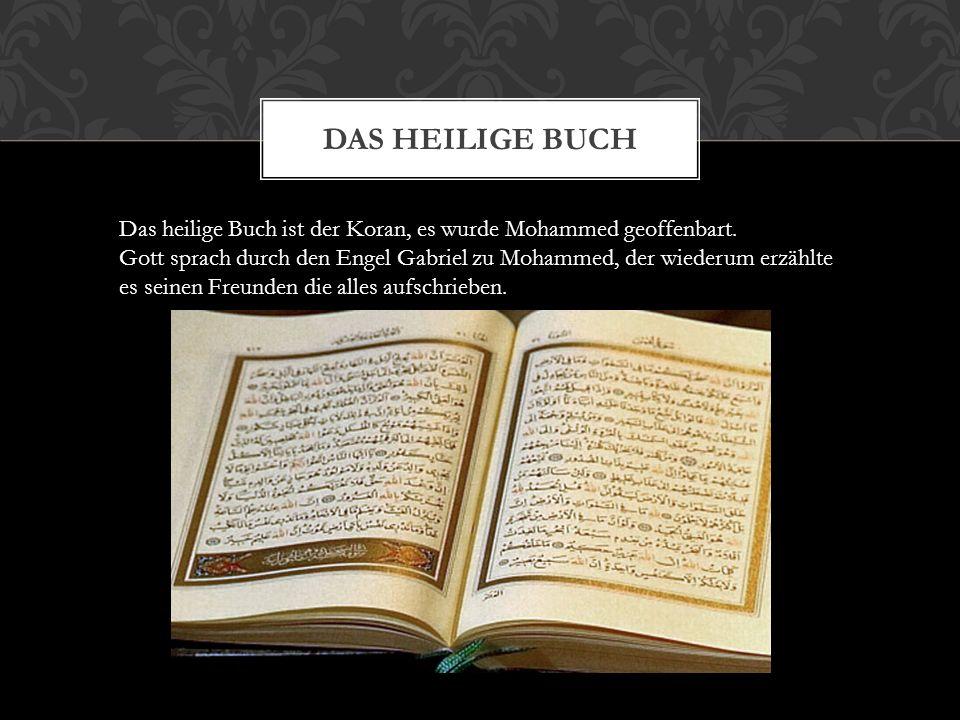 MOHAMMED Mohammed lebt vor etwa 1400 Jahre in einer Stadt namens Mekka in Arabien. Er führte sein Leben als Kaufmann. Seine Auftragsgeberin die schöne