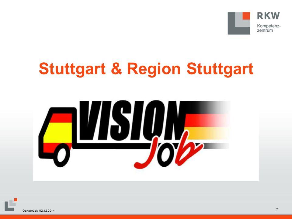 RKW Kompetenzzentrum Masterfolie Juni 20088 Bundesgebiet Reader mit 10 Beispielen 2013 Osnabrück, 02.12.2014