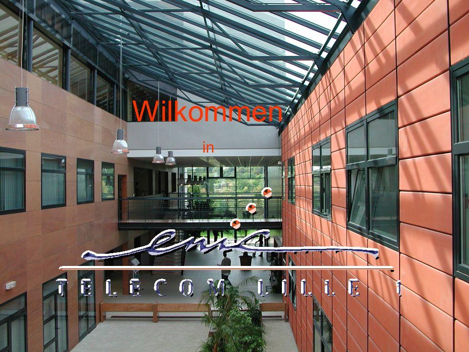Lille 1,1 Millionen Einwohner Erste Platz Textilindustrie
