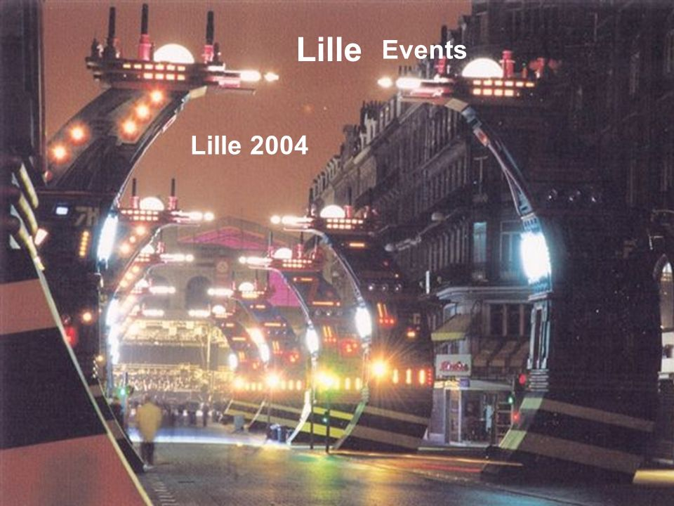 Lille Events Lille 2004