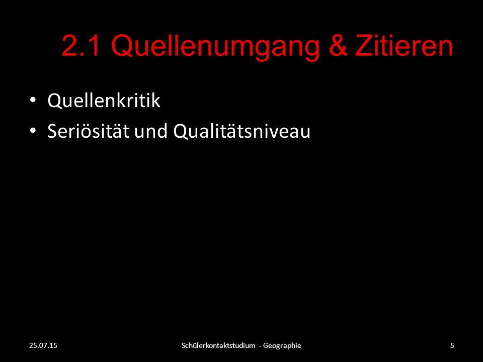 Abb.1: Tipps für die Quellenrecherche im Internet Quelle 1 : Füller, Henning; Glasze Georg, et al.