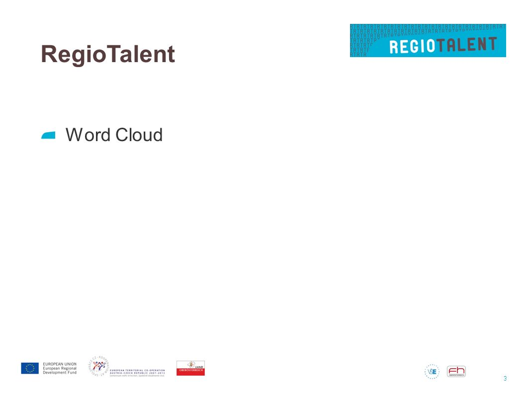 Word Cloud 3 RegioTalent