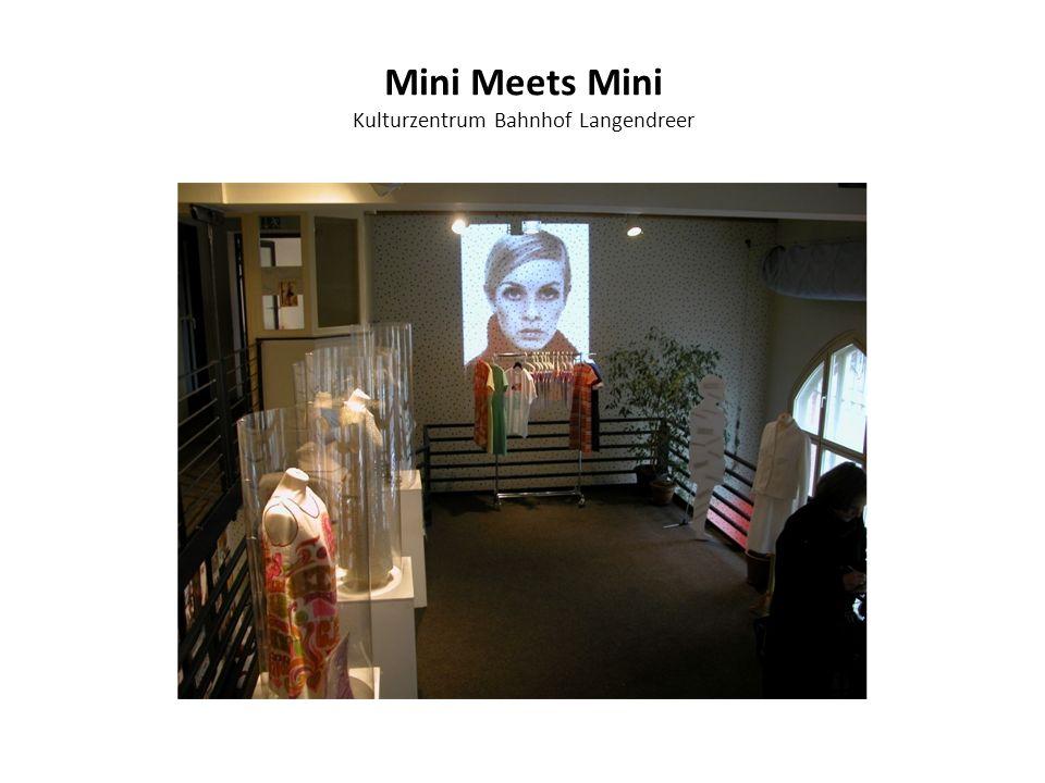 Mini Meets Mini Kulturzentrum Bahnhof Langendreer