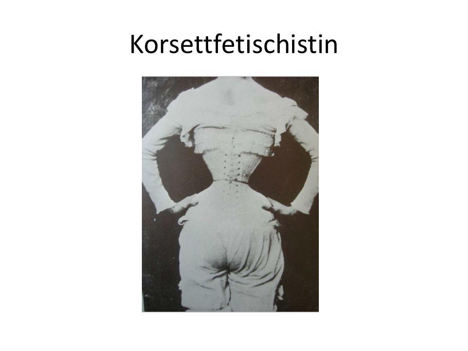 Korsettfetischistin