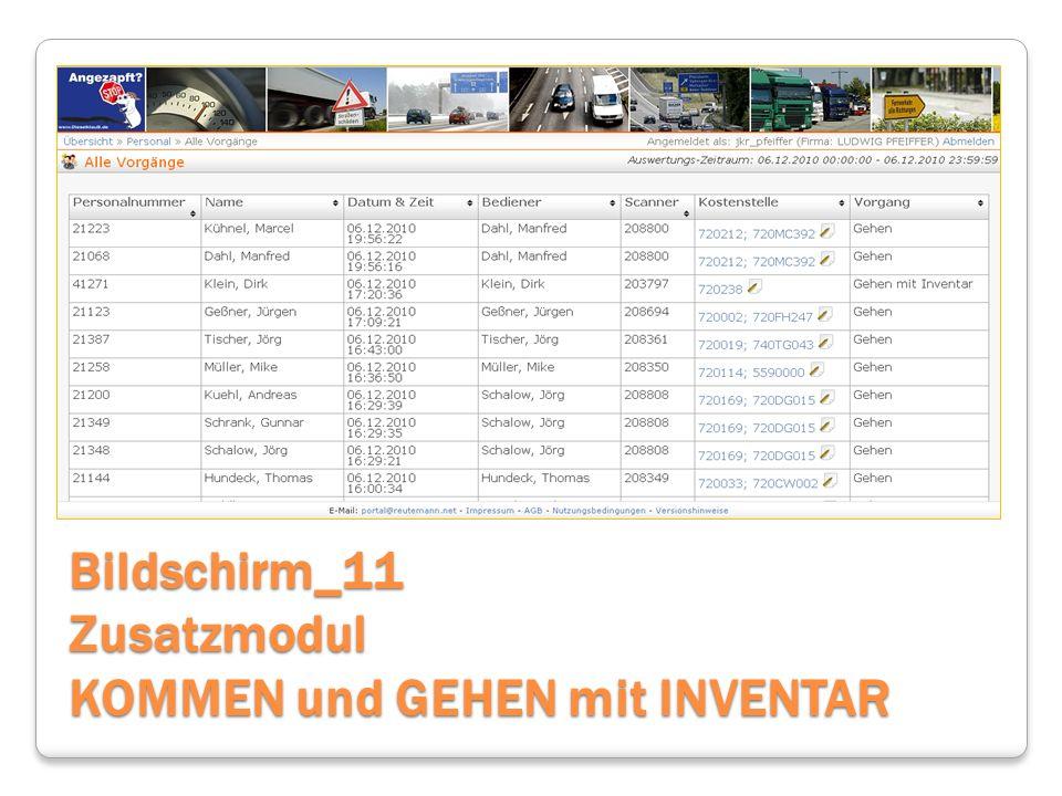 Bildschirm_11Zusatzmodul KOMMEN und GEHEN mit INVENTAR