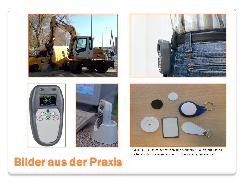 RFID-TAGS zum schrauben und verkleben, auch auf Metall oder als Schlüsselanhänger zur Personalzeiterfassung