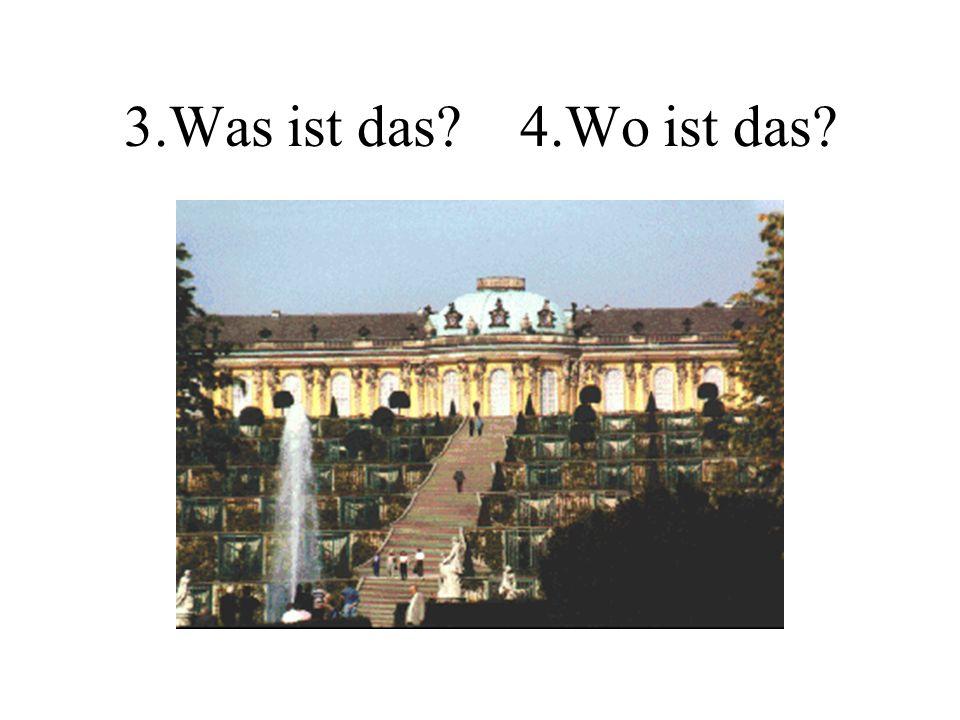 Schloss Sanssouci- Potsdam