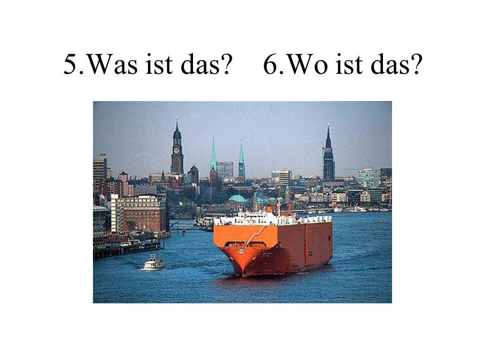 Hamburger Hafen- Hamburg