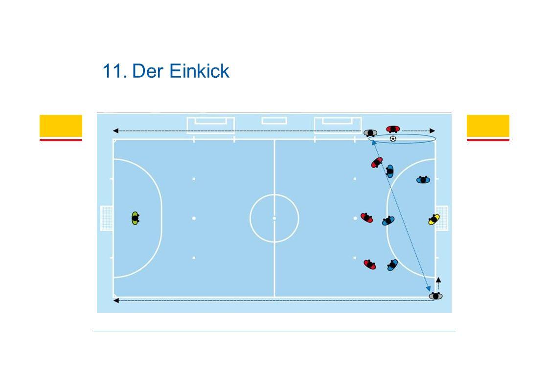 11. Der Einkick