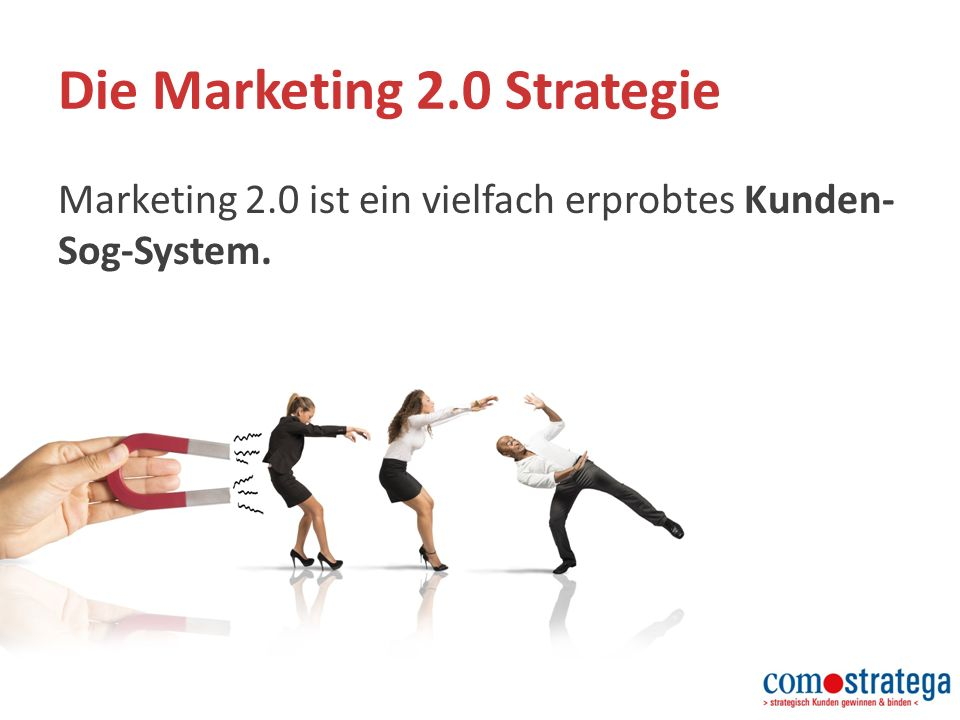 Mit Marketing 2.0 in 7 Schritten zum Kunden