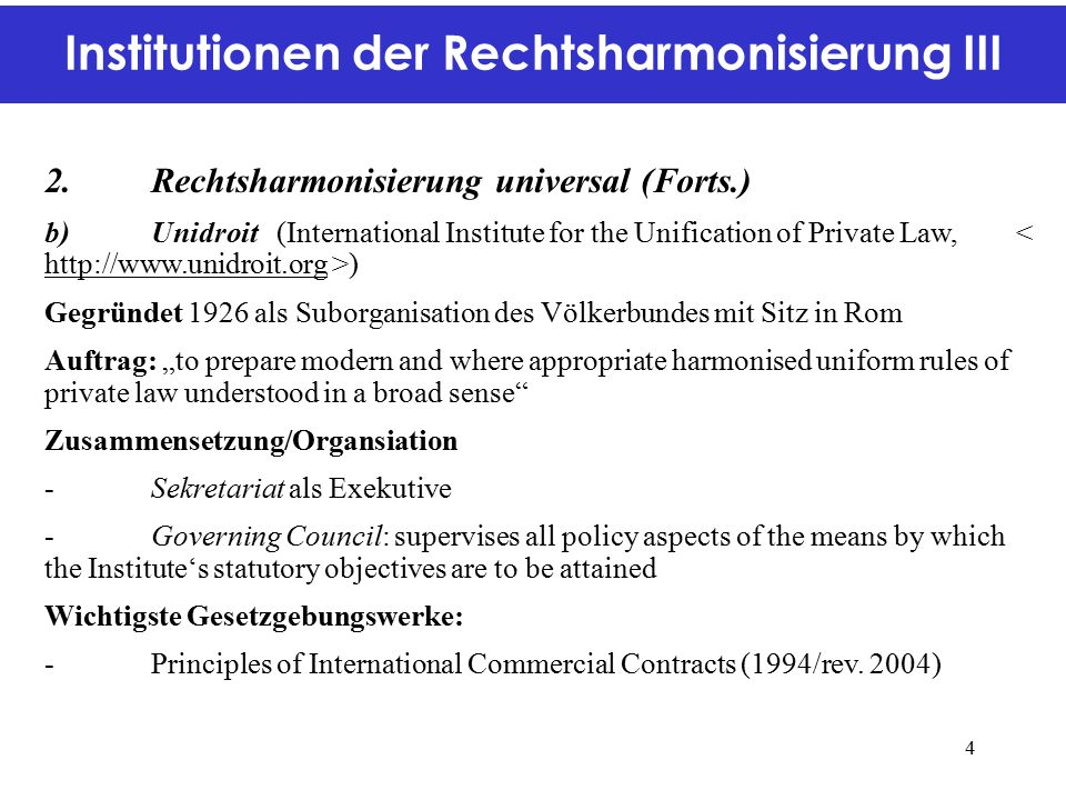 """The making of CISG 1935UNIDROIT working-group, chaired by Ernst Rabel, publishes tentative draft 1951Work on unification is resumed at conference in The Hague, convened by the Netherlands 1964 Passing of """"Hague Convention by 28 states (no developping countries, no socialist countries) 1968UNCITRAL commences work on a new convention 1976Working Group composed of 15 states submits 1st draft (""""Geneva Draft) 1977""""Vienna Draft 1978""""New York Draft 1980Vienna conference gathering 62 states (among them 11 socialist states, some 30 states from South-America, Asia, and Africa), with the New York Draft as starting point."""