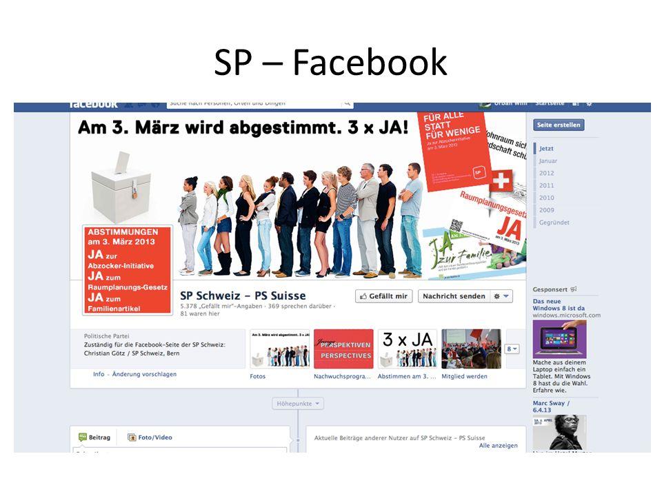 SP – Facebook