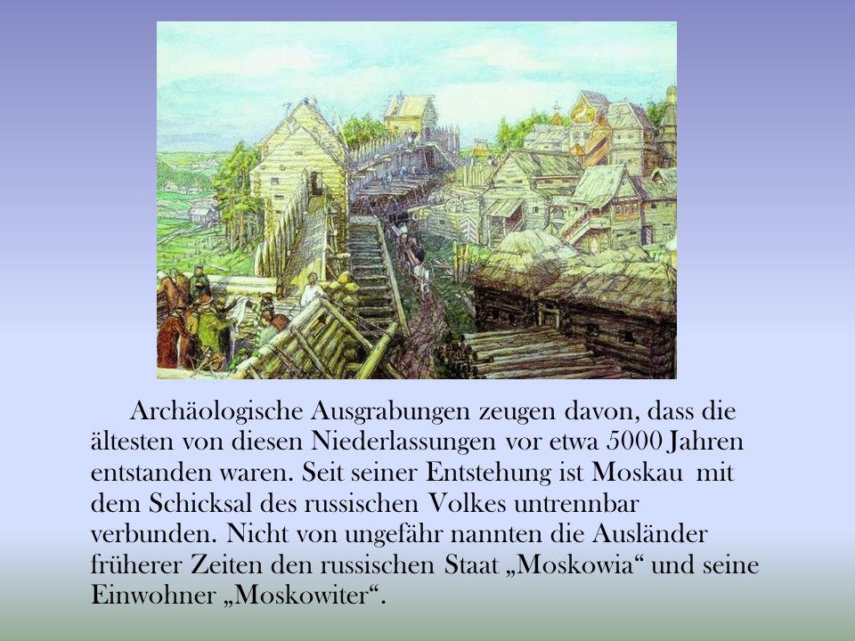 Archäologische Ausgrabungen zeugen davon, dass die ältesten von diesen Niederlassungen vor etwa 5000 Jahren entstanden waren. Seit seiner Entstehung i