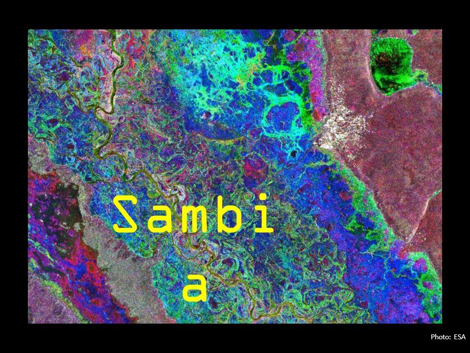 Photo: ESA Sambi a
