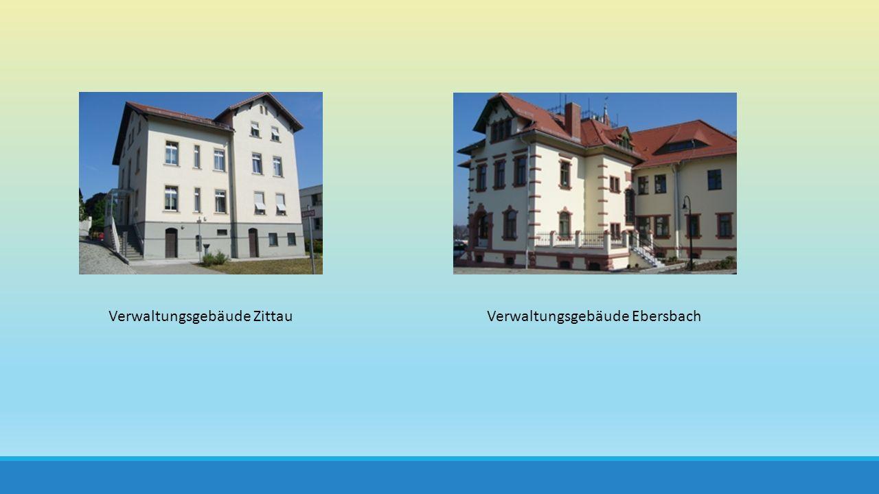 Verwaltungsgebäude ZittauVerwaltungsgebäude Ebersbach