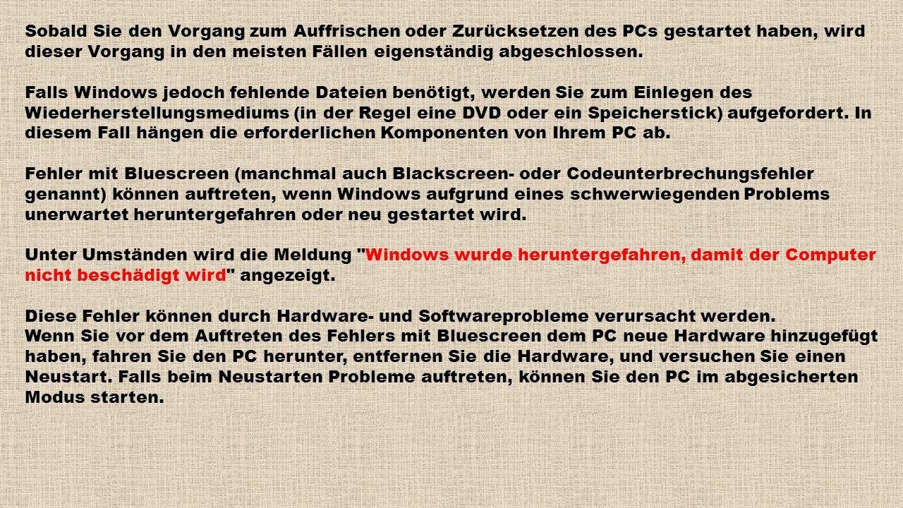 So erstellen Sie einen Wiederherstellungspunkt bei Windows 7 Mithilfe der Systemwiederherstellung können Sie die Systemdateien des Computers in dem Zustand wiederherstellen, den sie zu einem früheren Zeitpunkt hatten.