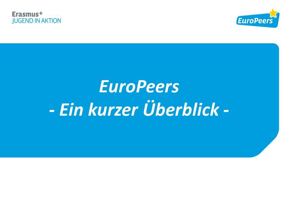 EuroPeers - Ein kurzer Überblick -