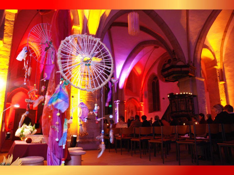 Wurzeln haben und Flügel Lydiamesse Viktor Kirche, Schwerte 28.
