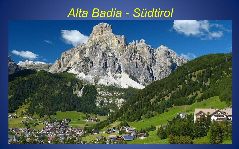 Die Begwelt von Alta Badia
