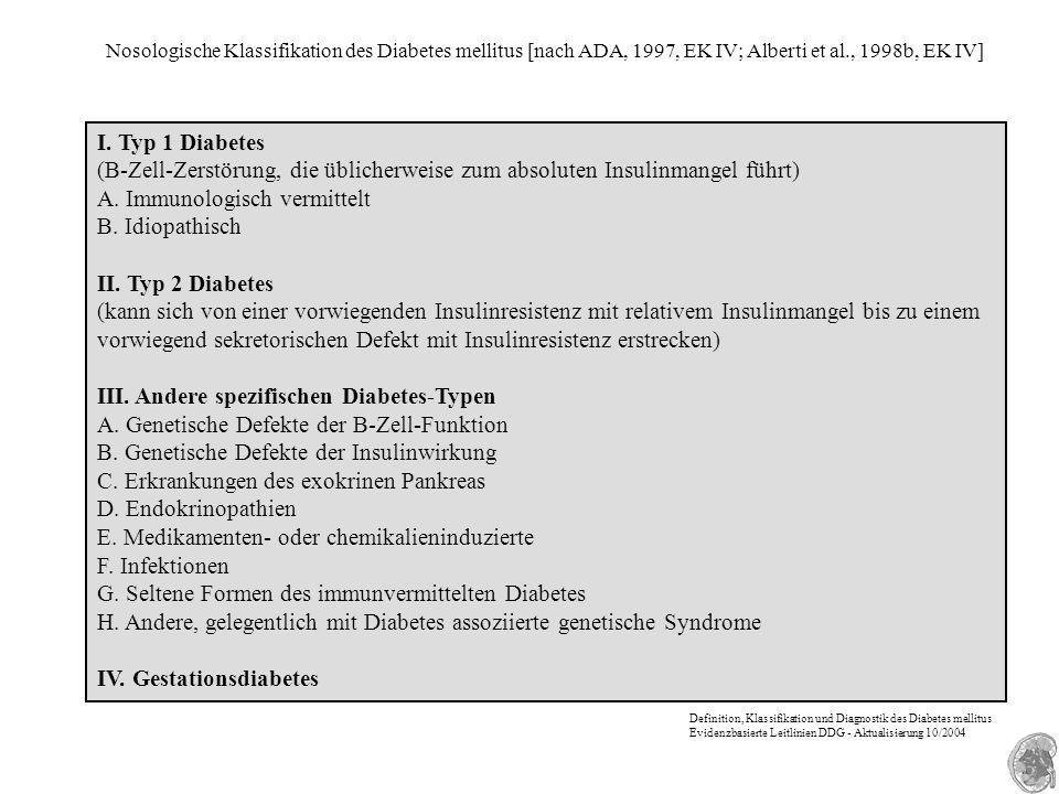 Polyglanduläres Autoimmunsyndrom Typ II - die Erkrankung ist genetisch komplex: Eltern, Geschwister und Kinder haben typischerweise viele, aber verschiedenen Autoimmun-Erkrankungen Eisenbarth et al., N Engl J Med 2004; 350:2068-79