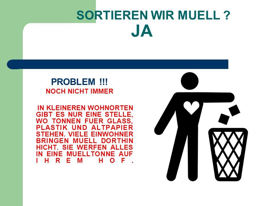 PROBLEM !!.