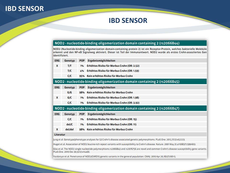 IBD SENSOR