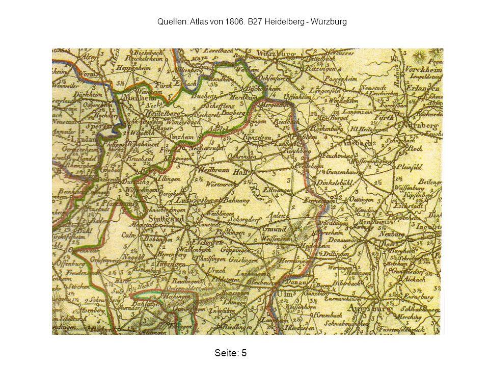 """Der Bahnbau Walldürn – Hardheim, wie es Friedrich Mohr in """"Einst und Jetzt schrieb. Seite: 16"""