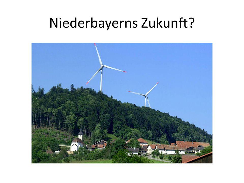 Niederbayerns Zukunft?