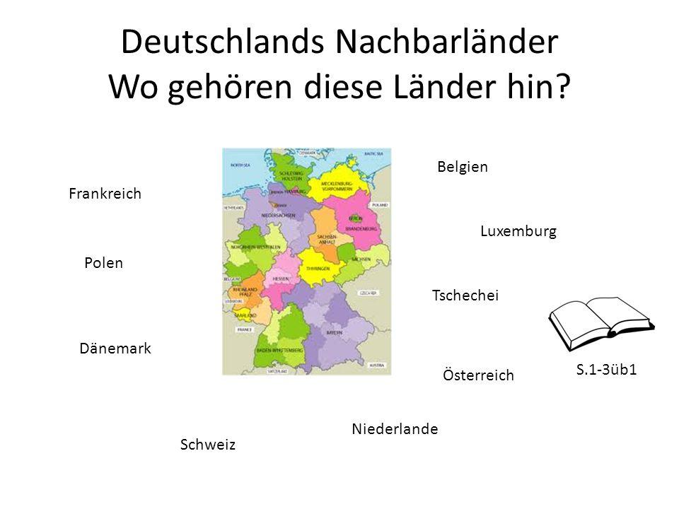 Wo ist Deutschland In Europa