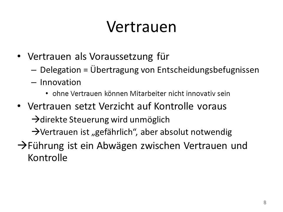 Weber Max Weber (1864-1920), Soziologe Merkmale der bürokratischen Organisation: – Regelgebundenheit der Amtsführung – abgegrenzte Kompetenzbereiche – starke Hierarchie – Aktenmäßigkeit der Verwaltung – Unpersönlichkeit der Amtsführung – Anstellung durch Arbeitsvertrag.