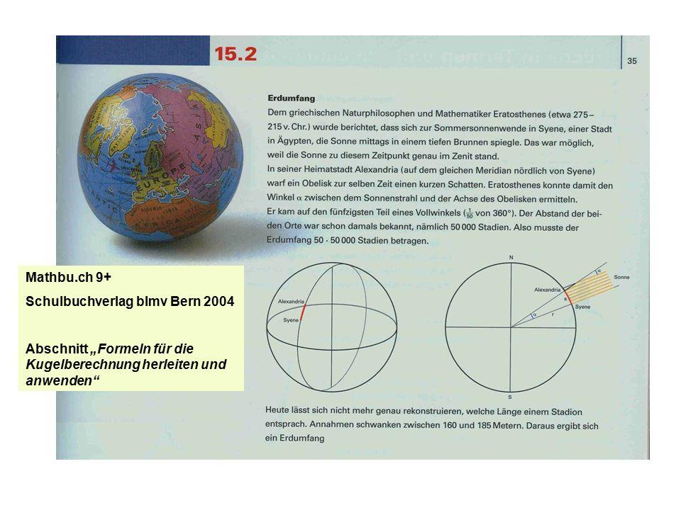 Wir wollen uns auf zwei grundlegende mathematische Themenkreise konzentrieren: Beide Schwerpunkte durchziehen wie ein roter Faden die Mathematik von ihren Anfängen bis in unsere Zeit.