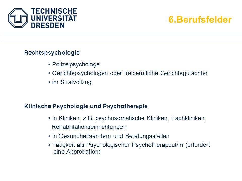 in Kliniken, z.B. psychosomatische Kliniken, Fachkliniken, Rehabilitationseinrichtungen in Gesundheitsämtern und Beratungsstellen Tätigkeit als Psycho