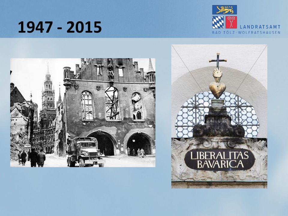 1947 - 2015