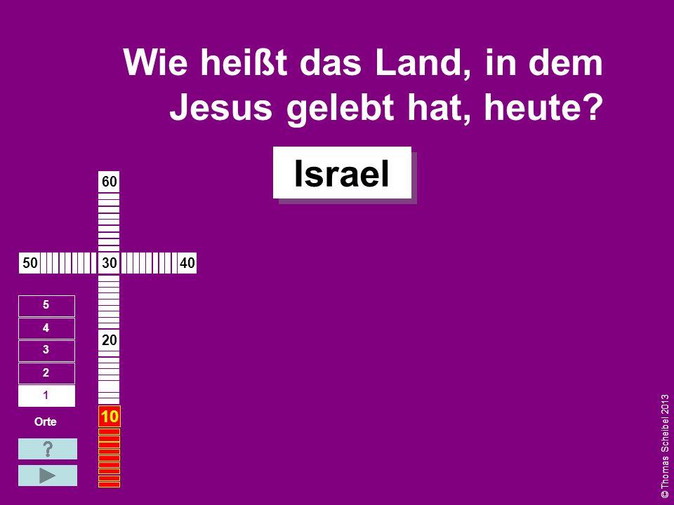 Was weißt du über Jesus Christus.