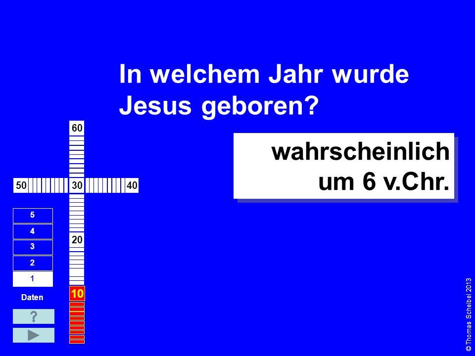 Wie hieß die Stelle vor der Stadt Jerusalem, wo Jesus gekreuzigt wurde.