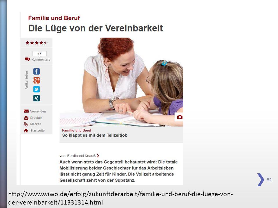 52 http://www.wiwo.de/erfolg/zukunftderarbeit/familie-und-beruf-die-luege-von- der-vereinbarkeit/11331314.html